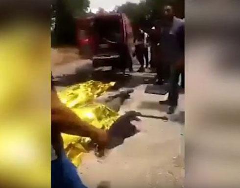فيديو : مقتل 6 من عناصر الحرس الوطني التونسي في هجوم إرهابي