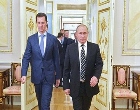 نيويورك تايمز: كيف أصبح الأسد أكبر مشكلة لروسيا؟