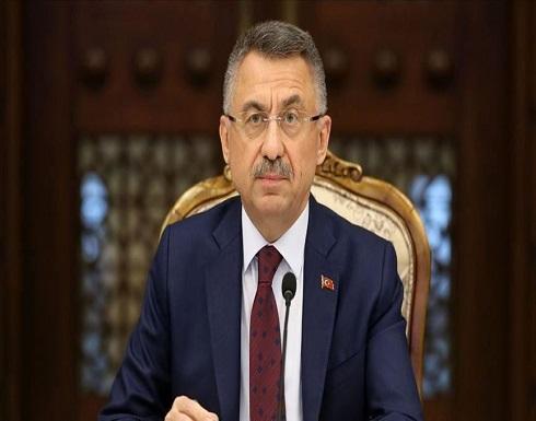 نائب أردوغان: مبادرات شرقي المتوسط دون تركيا مصيرها الفشل