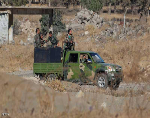 داعش يباغت قوات النظام السوري بكمين قاتل