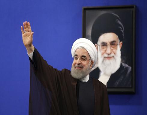 هكذا احتفل روحاني بعيد ميلاده الـ71 (شاهد)