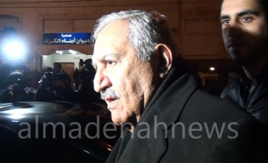 الوزير الاردني الأسبق عبد الهادي المجالي يصاب بكورونا بعد تلقي اللقاح