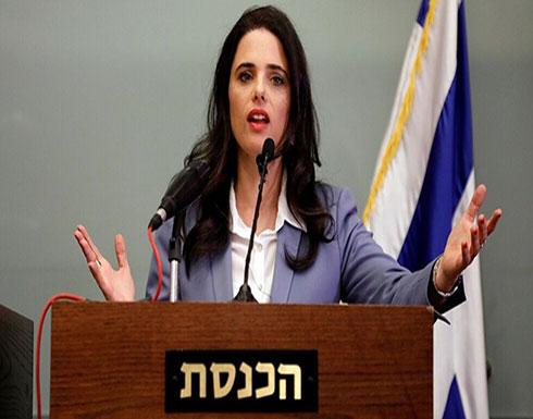 """زعيمة تحالف يميني إسرائيلي: """"صفقة القرن"""" تنص على تقسيم القدس"""
