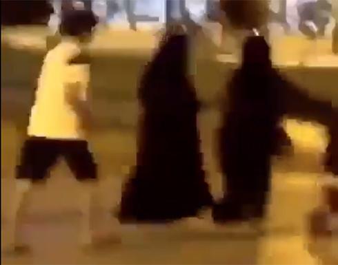 """التحرش بامرأة عربية يلهب """"تويتر"""".. ومطالب بالقبض على الفاعل (فيديو)"""