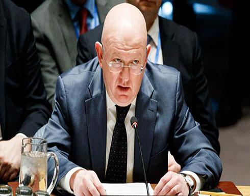 موسكو تحذر واشنطن ولندن وباريس من شن ضربة عسكرية بسوريا