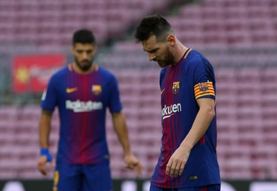 صورة مسربة تورط برشلونة في دفع 50 مليون يورو!