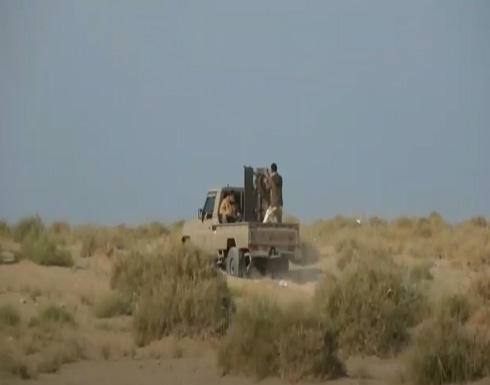 صد أكبر هجوم حوثي غرب اليمن ومصرع العشرات .. بالفيديو