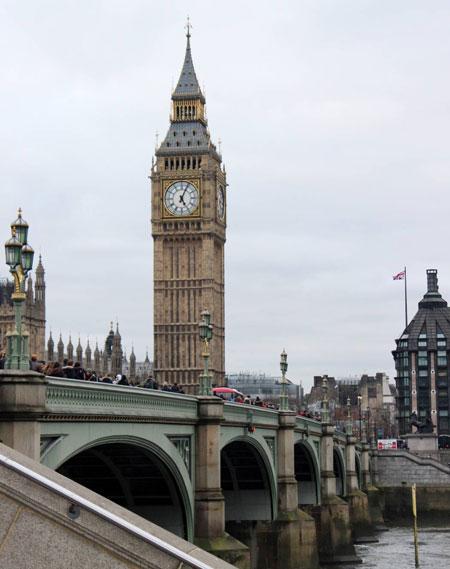 منزل جيمس بوند في لندن متعة السياح