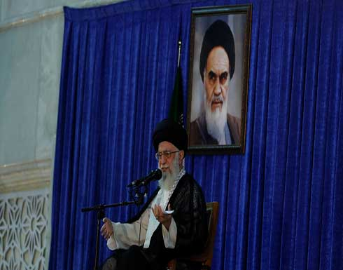 """خامنئي يطلب من الجيش الإيراني """"رفع الجاهزية"""""""