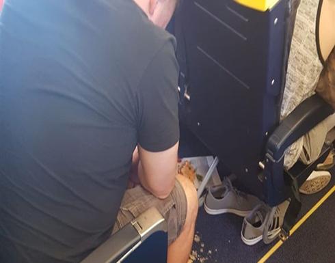 راكب مخمور يتسبب بكابوس داخل طائرة فى الجو