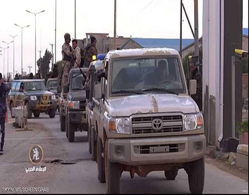 255a0b692e874 الجيش الليبي يسط سيطرته على