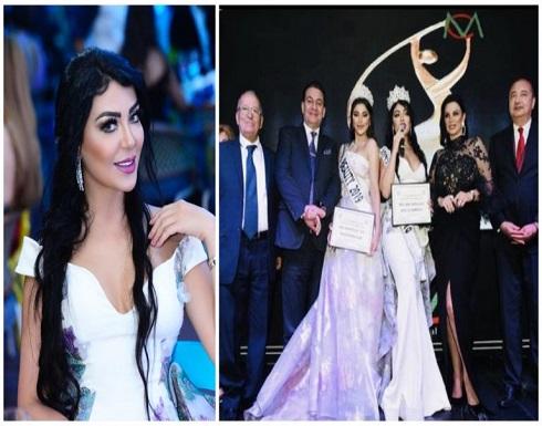 """بالصور.. تعرف على ملكة جمال إيران """"العالم"""" 2019"""