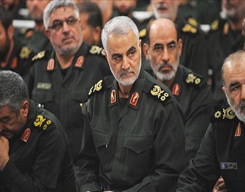 قاسم سليماني يعلق على هجمات إسرائيل الأخيرة