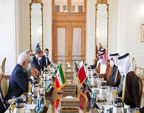 """وزير خارجية قطر: أجريت """"حوارا بناء"""" في إيران حول الأمن بالمنطقة"""