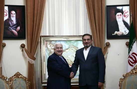 تهديدات إيرانية لإسرائيل.. والمعلم: أمن إيران من واجبنا بسوريا
