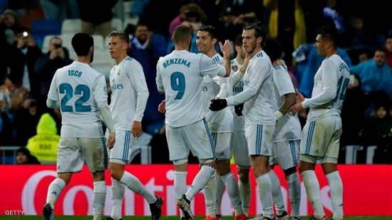 رونالدو يلهم ريال لفوز في باريس والتأهل لدور الثمانية