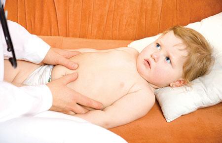 مرض جديد يفسّر ألم بطن الأطفال