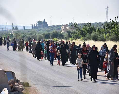 الأمم المتحدة: نزوح 95 ألف شخص في دير الزور السورية في 8 أيام