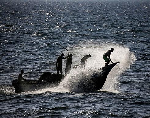 فقدان الاتصال بصيادين فلسطينيين جنوب قطاع غزة