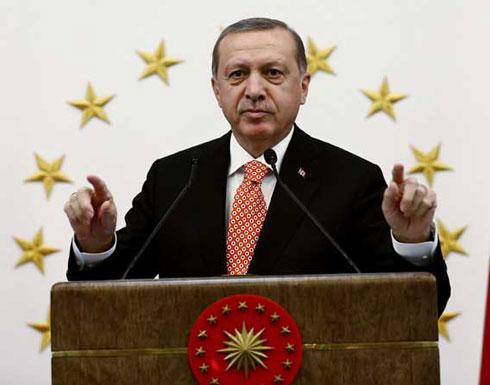 إردوغان: مليون لاجئ قد يفدون إلى تركيا إذا بدأ النزوح من حلب