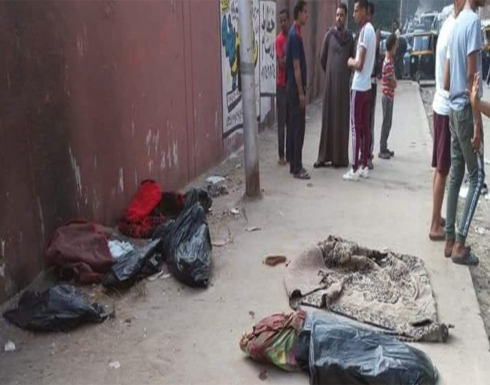 """مصر.. هذه آخر مستجدات قضية """"أطفال أكياس القمامة"""""""