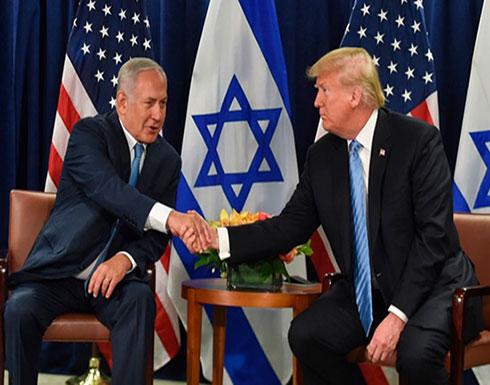 ترامب يحتفي بذكرى افتتاح سفارة بلاده في القدس المحتلة