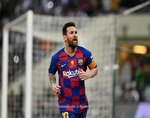 ميسي يتحدى رودريجو في قمة برشلونة وفالنسيا