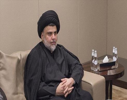 الصدر يدعو واشنطن وإيران لإبعاد العراق عن نزاعهما