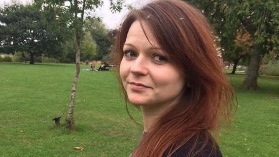 موسكو: نشتبه باحتجاز يوليا سكريبال قسرا