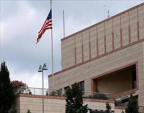 سقوط صاروخي كاتيوشا قرب السفارة الأمريكية في بغداد
