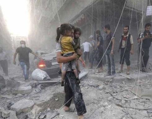 سوريا... مقتل أكثر من ألف شخص في أول أسبوع من فبراير فقط