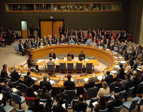 مشاورات بمجلس الأمن حول مشروع قرار لمحاسبة مستخدمي الكيماوي بسوريا