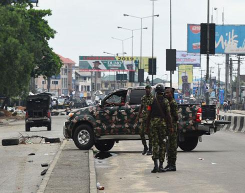 تنظيم الدولة يتبنى هجوما قتل فيه 89 عسكريا بالنيجر