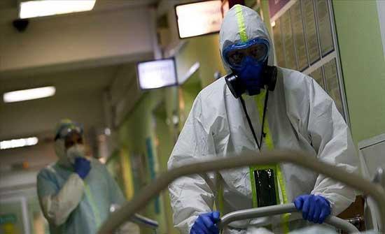 تسجيل 8 وفيات و389 إصابة جديدة بفيروس كورونا في الاردن