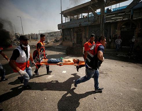 إحداها خطيرة- إصابة موظفين من بلدية رفح بالرصاص