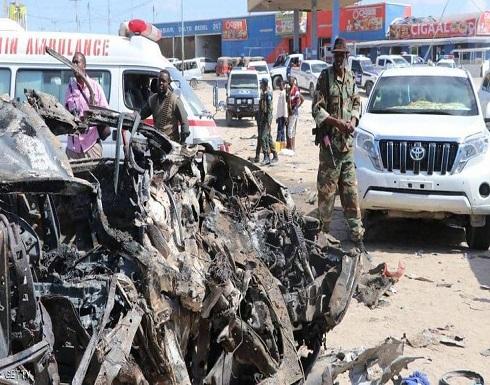 """يوم دام في الصومال.. انفجار """"مدمر"""" يوقع عشرات القتلى"""