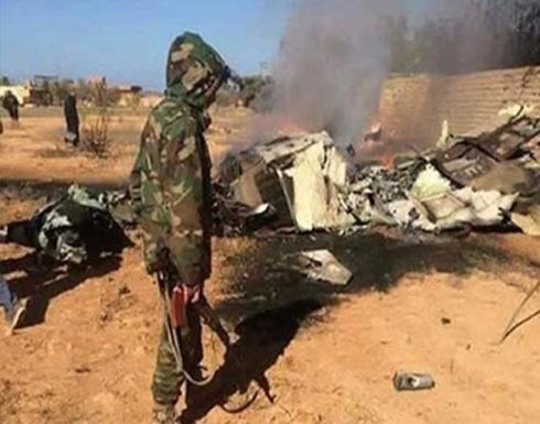 معارك عنيفة بين قوة أمنية وميليشيا في صبراتة غرب ليبيا