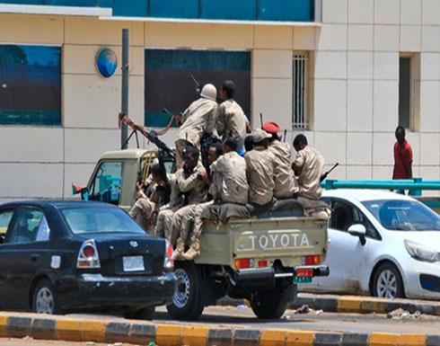 قوات الدعم السريع تنتشر بكثافة في شوارع العاصمة الخرطوم