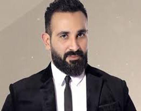 """أحمد سعد يطرح كليب """"بناقص"""".. فيديو"""