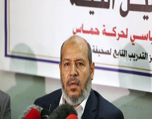"""""""حماس"""" تتهم عباس بـ """"عرقلة"""" مفاوضات القاهرة حول التهدئة مع إسرائيل"""