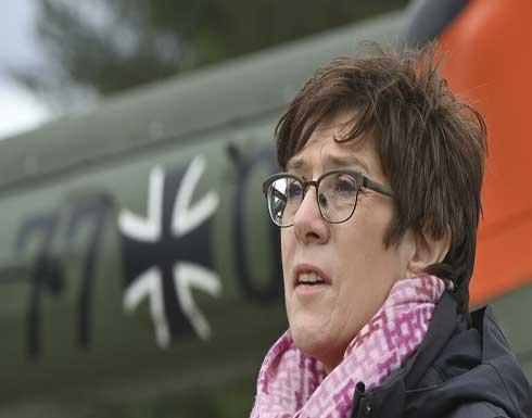 ألمانيا لن تتخلى عن العاملين المحليين مع قواتها في أفغانستان
