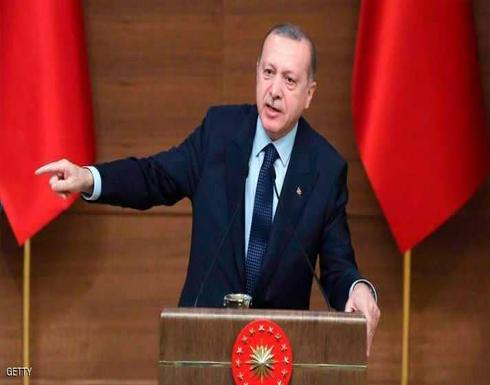 أردوغان: أمريكا بدأت الانسحاب من شمال سوريا