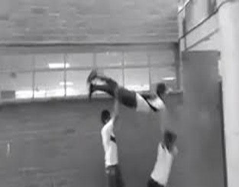 نهاية مروعة لثلاثة شباب استعرضوا مهاراتهم (فيديو)