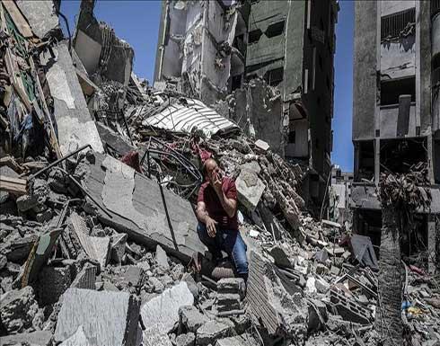 حصيلة العدوان بغزة: 227 شهيدا بينهم 64 طفلا و1620 إصابة
