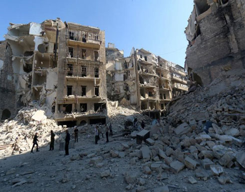 ضربات روسية على مواقع للمعارضة السورية بعد اتهامات بهجوم بـ«الكلور»