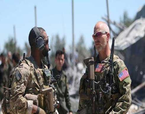 استهداف رتل تابع للتحالف الدولي جنوبي العراق بتفجيرين مزدوجين