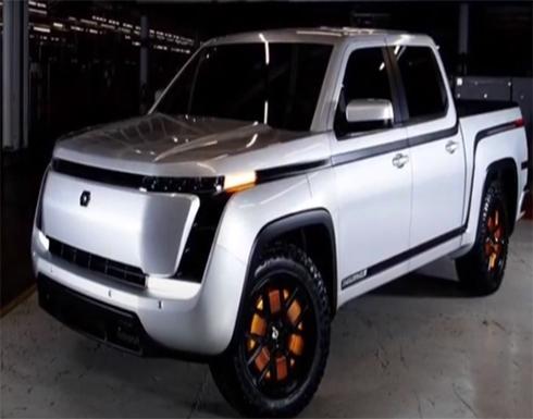 شركة أمريكية تدخل عالم سيارات البيك آب بمركبة قوية ومميزة