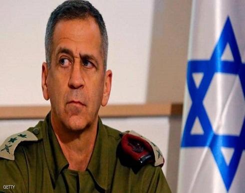 """الجيش"""" الإسرائيلي"""" : احتمال المواجهة مع إيران غير مستبعد"""