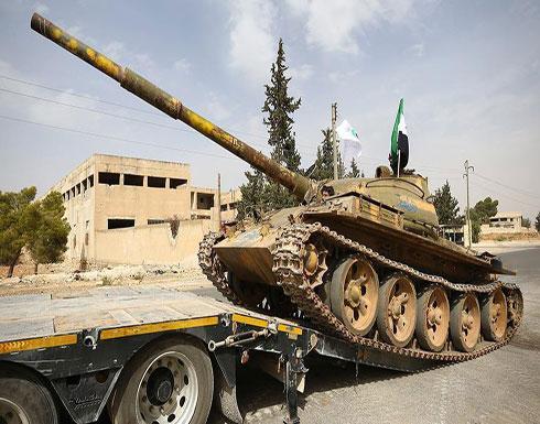 الائتلاف السوري: سحب المعارضة سلاحها الثقيل يعبّر عن ثقتها بتركيا