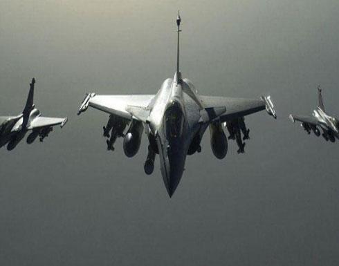 طائرات التحالف تقتل 17 مدنيا شرق دير الزور